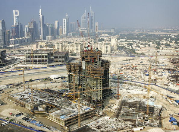 Construction Industry「Dubai Economy Booms」:写真・画像(3)[壁紙.com]