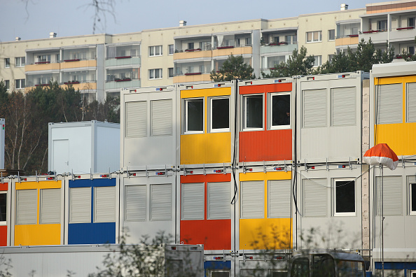 Apartment「Berlin Expands Refugee Housing」:写真・画像(15)[壁紙.com]