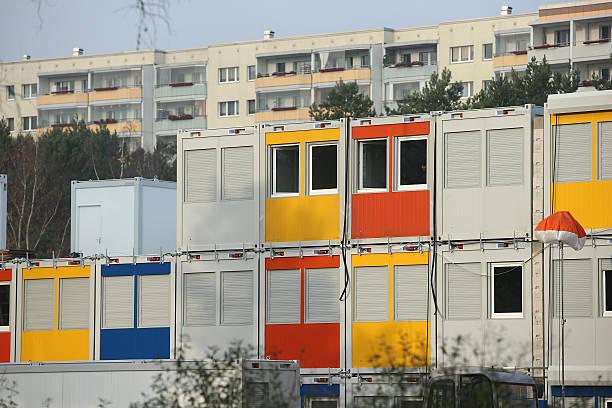 Berlin Expands Refugee Housing:ニュース(壁紙.com)