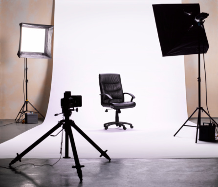 Preparation「Hot seat in photographic studio.」:スマホ壁紙(4)