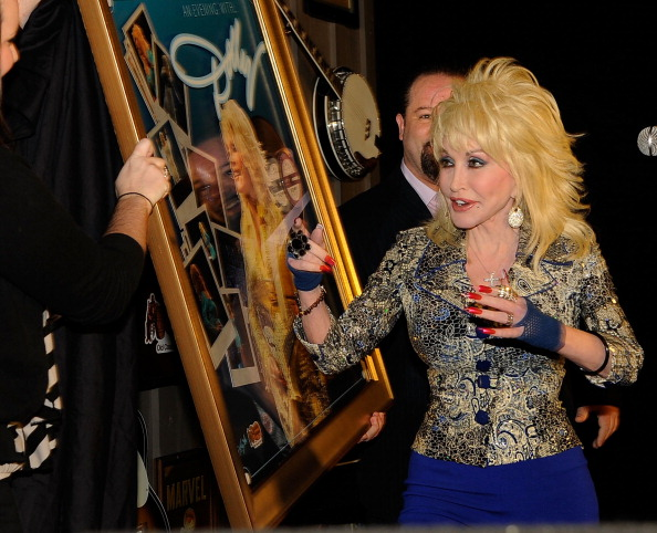 """Glove「""""An Evening With... Dolly"""" Gold Celebration」:写真・画像(10)[壁紙.com]"""