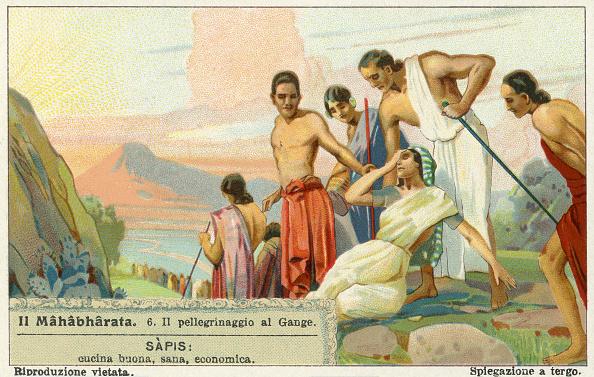 Poetry- Literature「Mahabharata」:写真・画像(5)[壁紙.com]