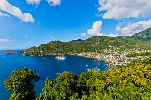 Soufriere「Soufrière, Saint Lucia」:スマホ壁紙(14)