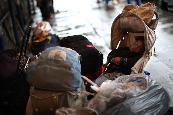 Homelessness「NYC Toughens Policy Towards Homeless Families」:写真・画像(7)[壁紙.com]