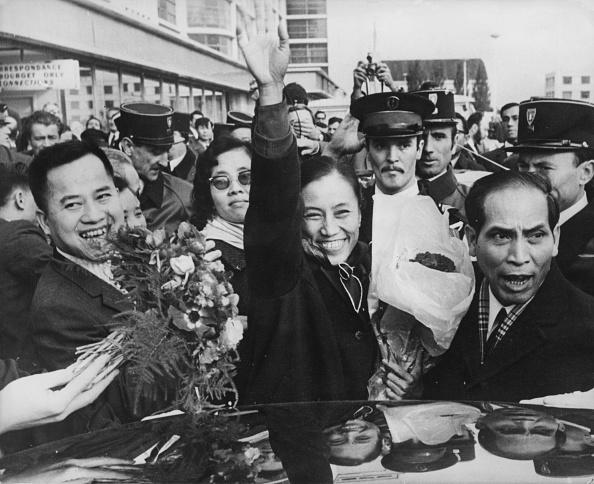 Bouquet「Nguyen Thi Binh In Paris」:写真・画像(9)[壁紙.com]