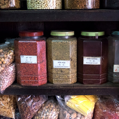 Shelf「Vietnamese Herbal medicine, Ho Chi Minh City」:スマホ壁紙(17)