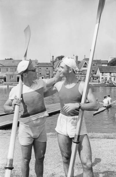 Preparing For The Henley Regatta:ニュース(壁紙.com)