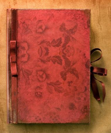 19th Century「Old Book」:スマホ壁紙(3)