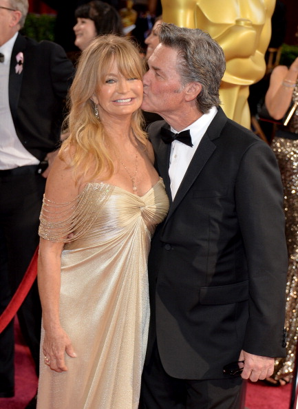 Goldie Hawn「86th Annual Academy Awards - Arrivals」:写真・画像(14)[壁紙.com]