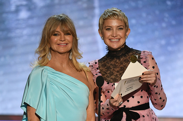 Goldie Hawn「24th Annual Screen Actors Guild Awards - Show」:写真・画像(8)[壁紙.com]