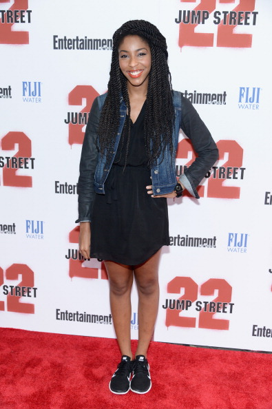 "Blue Jacket「""22 Jump Street"" New York Screening - Inside Arrivals」:写真・画像(2)[壁紙.com]"