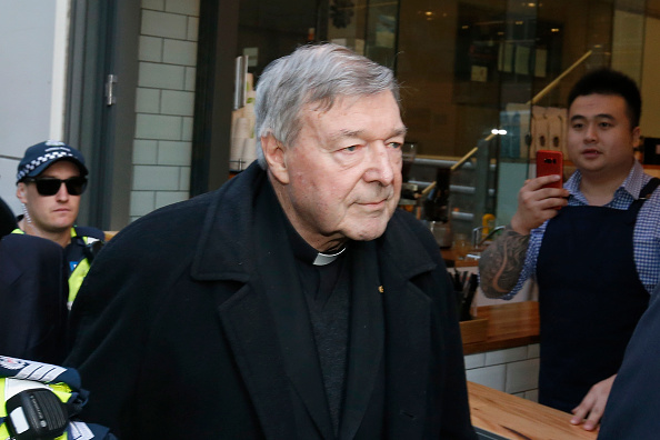 Incidental People「Cardinal George Pell Attends Court To Face Historical Child Abuse Charges」:写真・画像(3)[壁紙.com]