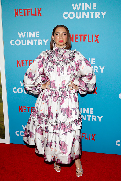 "Oversized「Netflix Premiere of ""Wine Country""」:写真・画像(9)[壁紙.com]"