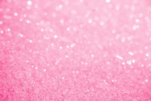 Girly「Pink Sugar Sparkle Background」:スマホ壁紙(9)