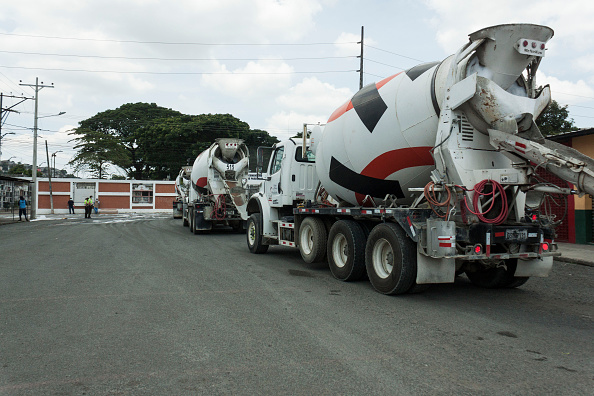 Concrete「Coronavirus Continues To Overwhelm Guayaquil」:写真・画像(5)[壁紙.com]