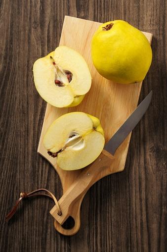 カリン「quince」:スマホ壁紙(9)