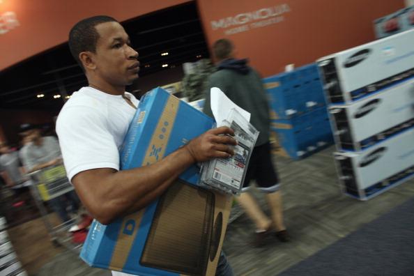 "Naples - Florida「""Black Friday"" Marks Start Of Holiday Shopping Season」:写真・画像(8)[壁紙.com]"