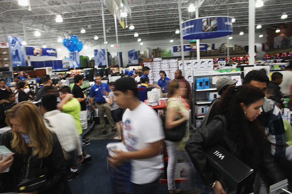 "Naples - Florida「""Black Friday"" Marks Start Of Holiday Shopping Season」:写真・画像(14)[壁紙.com]"