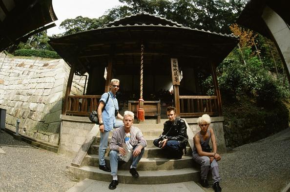 京都府「Depeche Mode Group Shot At Kiyomizu Temple In Higashiyama Kyoto」:写真・画像(3)[壁紙.com]