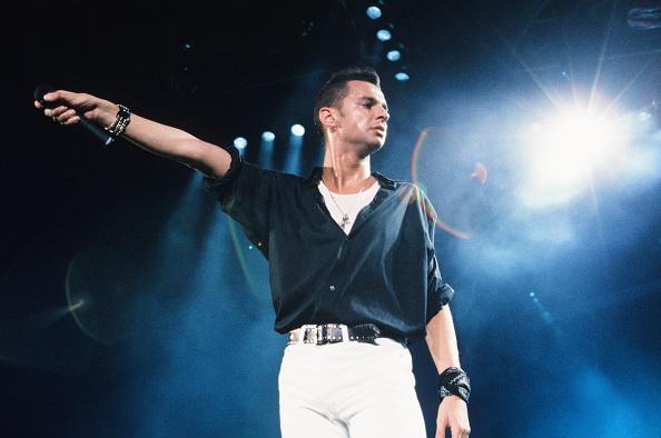 1990-1999「Depeche Mode David Gahan Live At Nippon Budokan」:写真・画像(17)[壁紙.com]