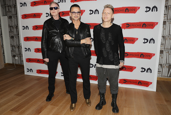 Event「Depeche Mode Press Event In Milan」:写真・画像(0)[壁紙.com]