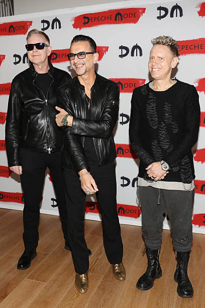 Depeche Mode Press Event In Milan:ニュース(壁紙.com)