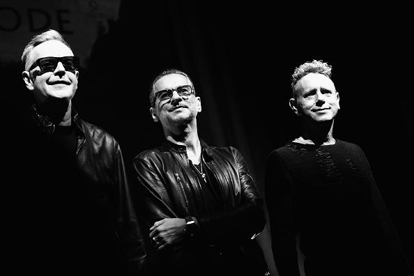 出来事「Depeche Mode Press Event In Milan」:写真・画像(0)[壁紙.com]