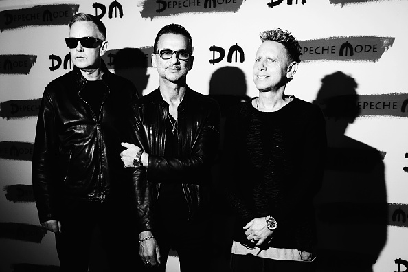 出来事「Depeche Mode Press Event In Milan」:写真・画像(2)[壁紙.com]