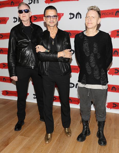 出来事「Depeche Mode Press Event In Milan」:写真・画像(3)[壁紙.com]