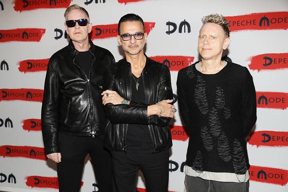 出来事「Depeche Mode Press Event In Milan」:写真・画像(18)[壁紙.com]