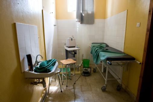 East Africa「A small medical examination room」:スマホ壁紙(8)
