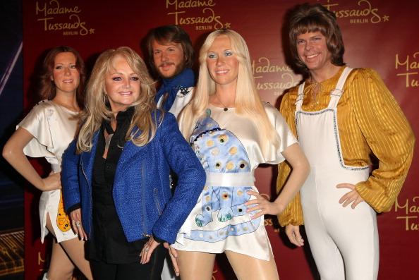 Bjorn Ulvaeus「Bonnie Tyler Unveils ABBA Wax Figures」:写真・画像(19)[壁紙.com]