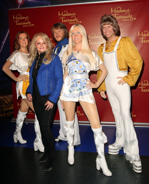 ビョルン ウルヴァース「Bonnie Tyler Unveils ABBA Wax Figures」:写真・画像(14)[壁紙.com]