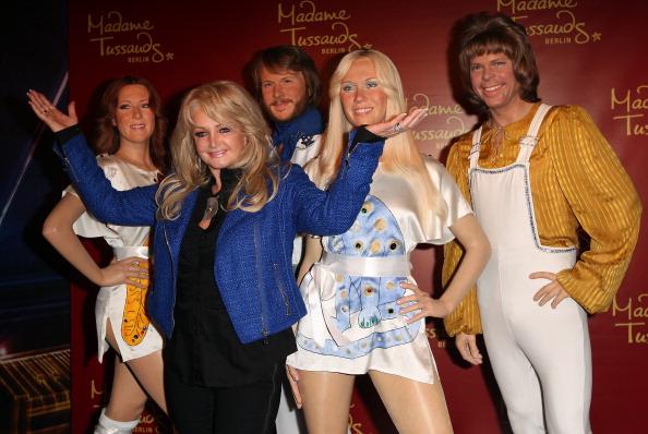 Bjorn Ulvaeus「Bonnie Tyler Unveils ABBA Wax Figures」:写真・画像(18)[壁紙.com]
