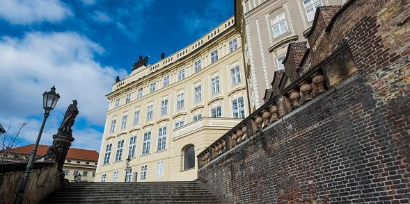 Hradcany Castle「Prague Castle」:スマホ壁紙(8)