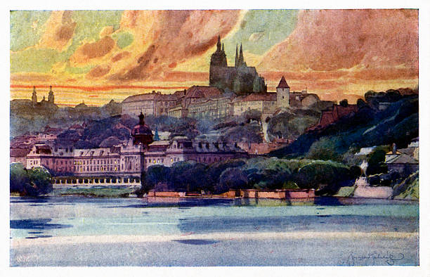Prague: Castle and Straka's Academy:ニュース(壁紙.com)