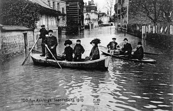 1910-1919「Paris Floods」:写真・画像(14)[壁紙.com]