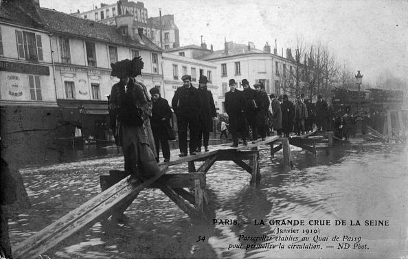 1910-1919「Paris Floods」:写真・画像(17)[壁紙.com]