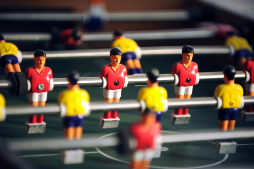 Sports Team「Table Soccer-Sports Activity」:スマホ壁紙(2)