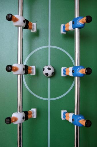 Taking a Shot - Sport「table soccer / foosball」:スマホ壁紙(6)