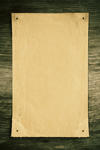 Manuscript「Blank Brown paper notice background textured」:スマホ壁紙(7)