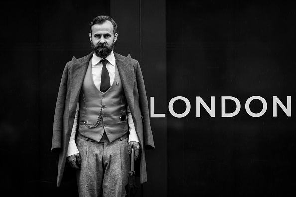Tristan Fewings「FEATURE: The London Gent - London Collections Men AW16」:写真・画像(1)[壁紙.com]