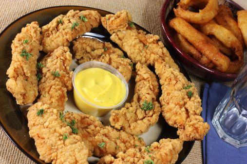 Batter - Food「Chicken Fingers」:スマホ壁紙(16)
