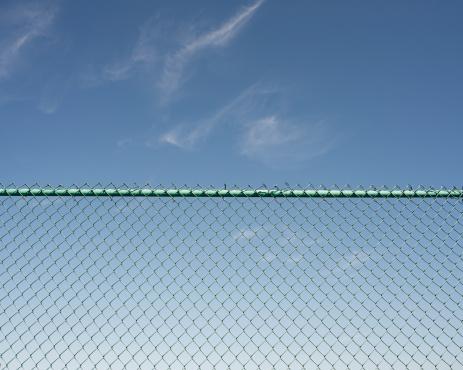 Chainlink Fence「Fence」:スマホ壁紙(6)