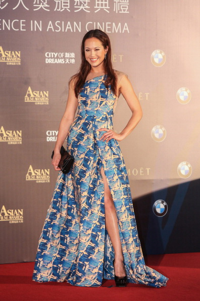Callaghan Walsh「Asian Film Awards 2014」:写真・画像(4)[壁紙.com]