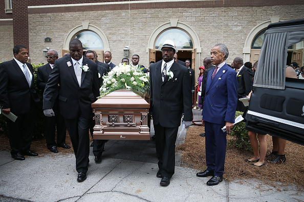 Methodist「First Of Charleston Church Shooting Victims Laid To Rest」:写真・画像(1)[壁紙.com]