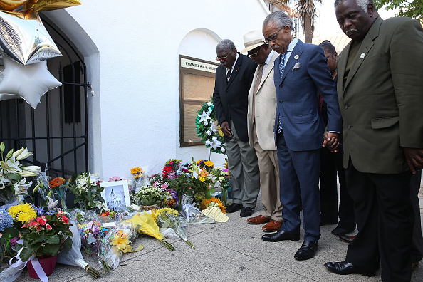 2015 Emanuel AME Church Charleston Shootings「Nine Dead After Church Shooting In Charleston」:写真・画像(16)[壁紙.com]