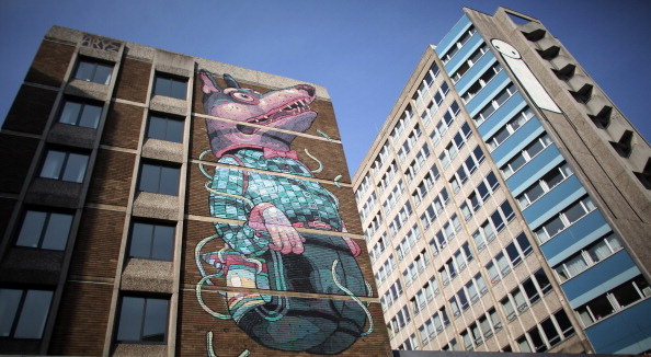Shutter「Murals In Bristol As The Twentieth Century Society Campaign To Save The UK's Best Murals」:写真・画像(4)[壁紙.com]