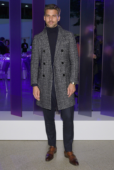 ダブルブレスト「Hugo Boss Prize 2018 Artists Dinner At The Guggenheim Museum」:写真・画像(15)[壁紙.com]