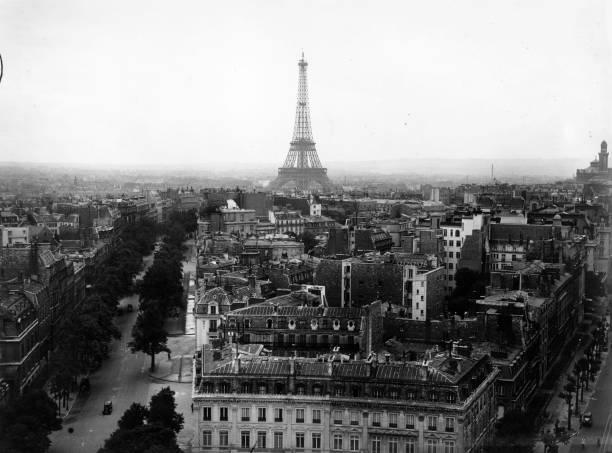 Eiffel Tower:ニュース(壁紙.com)